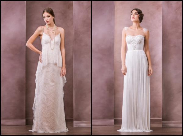 Thea & Cristal Gowns