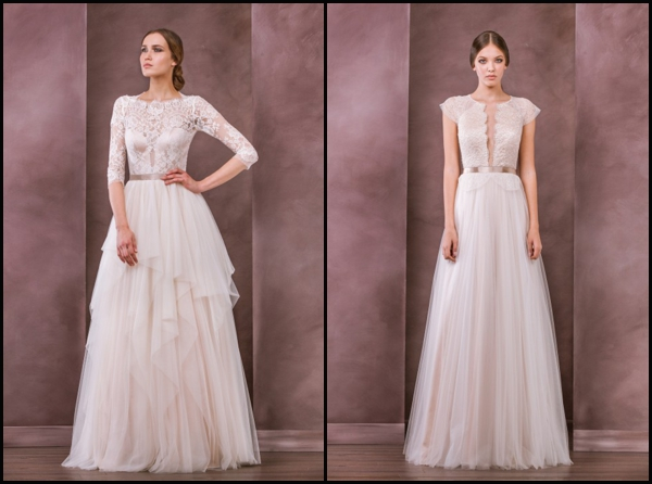 Antonia & Sophya Gowns