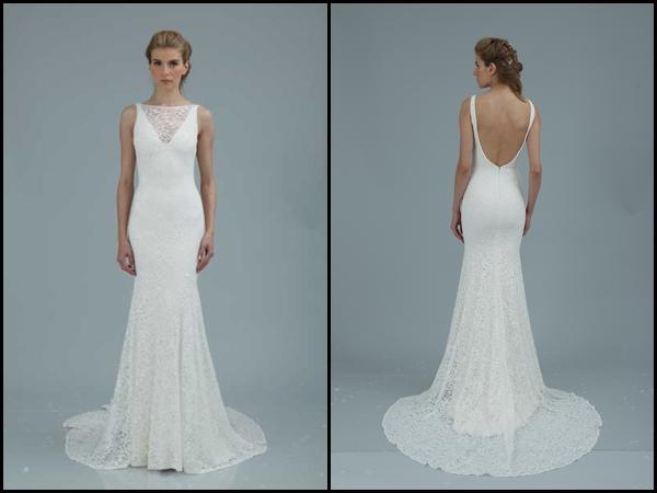 theia at bella bleu bridal in winnetka | Bella Bleu Bridal