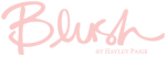 Blush by Hayley Paige-Logo