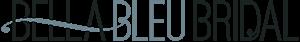Bella Bleu Bridal Logo 2017
