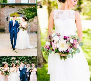 Jamie - Bella Bleu Bridal - Bride