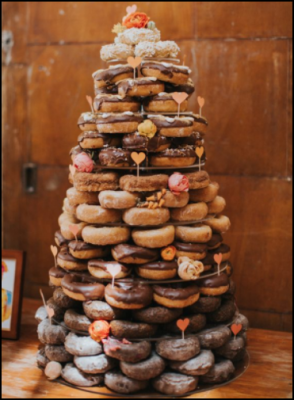 Donut Mountain photographed by Studio 29
