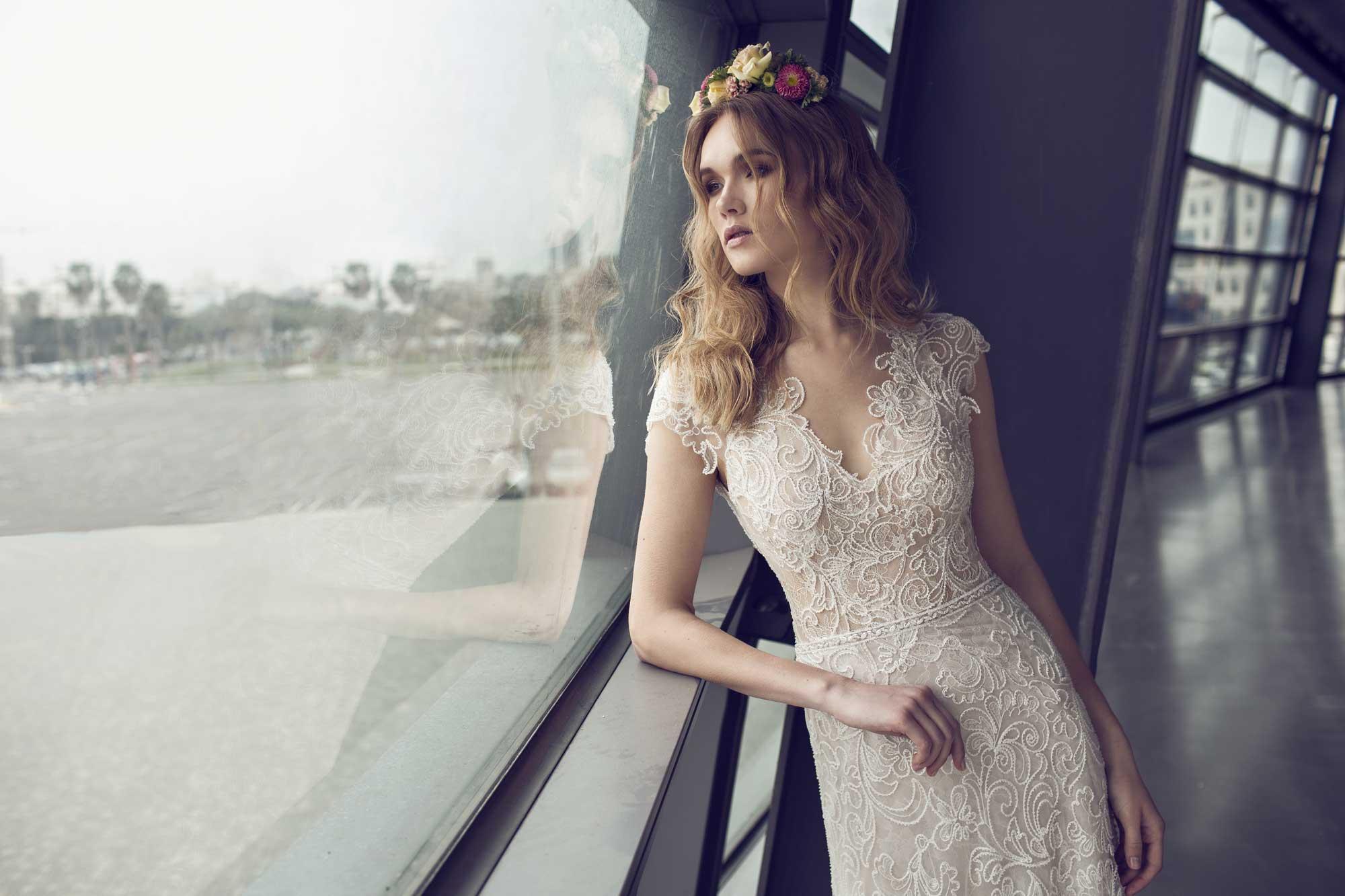 israeli wedding designers   Bella Bleu Bridal