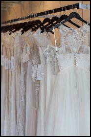 Bella Bleu Bridal dress options