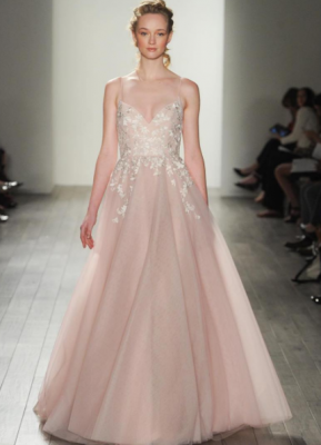 Bella Bleu Bridal- Blush by Hayley Page