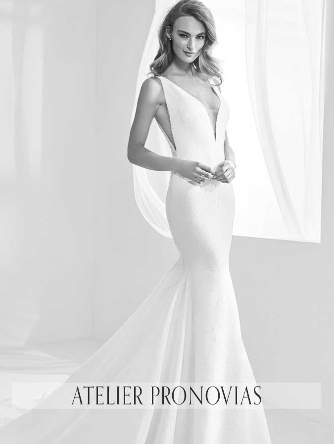 Couture Designer Bridal Gown Collections | Bella Bleu Bridal