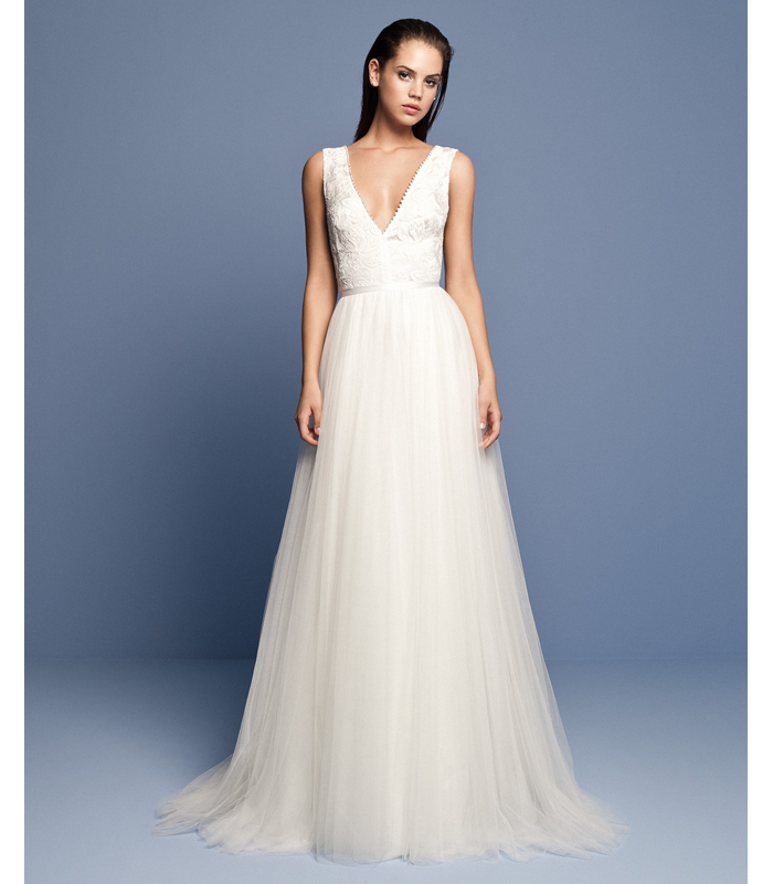 Daalarna Couture Bridal Designer | Bella Bleu Bridal