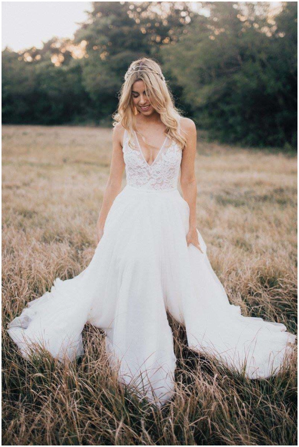 Made With Love Gown - Willow