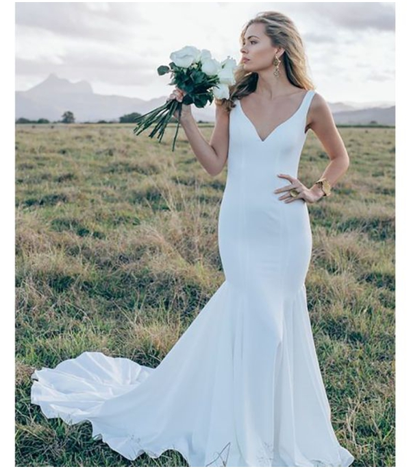 Made With Love Gown - Harper