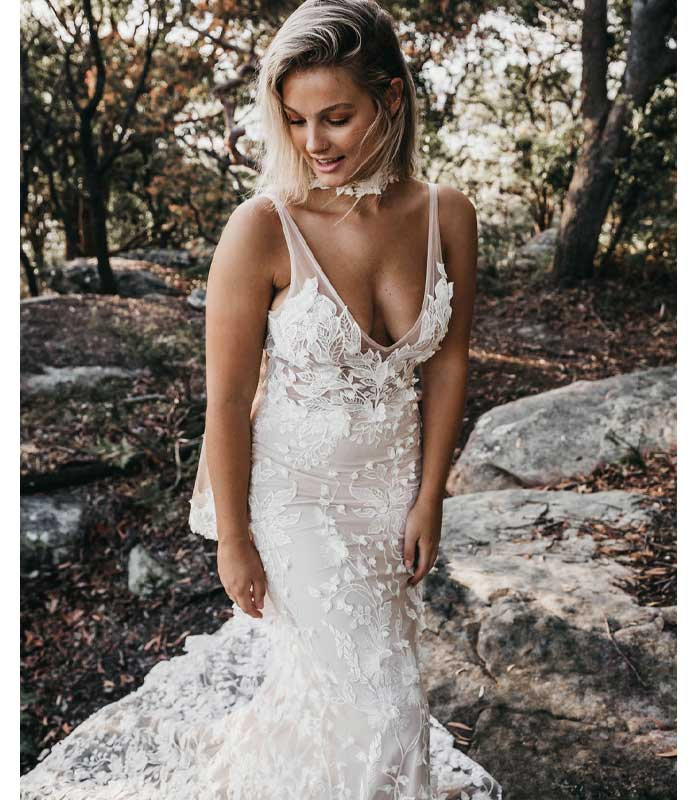 Love Bridal Dress