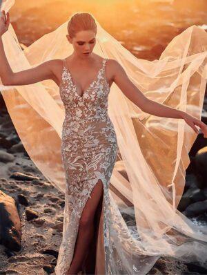 Alena Leena Dress front