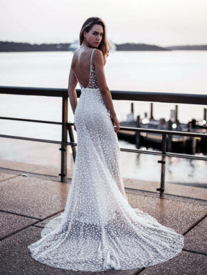 The Rosie Bridal Gown by Made With Love