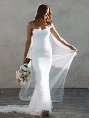 The Lola Bridal Gown by Made With Love