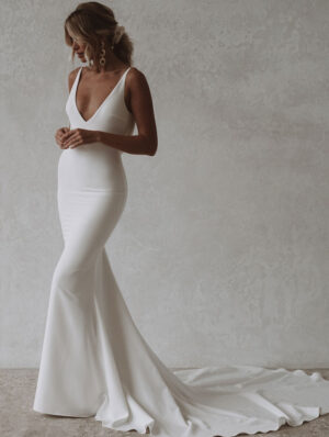 The Archie Gown by Made With Love
