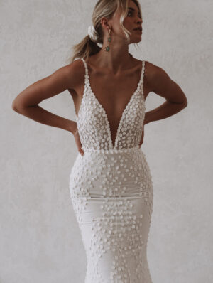 The Louie Dress by Made With Love