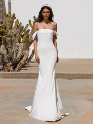 Agnes Bridal Gown by Pronovias