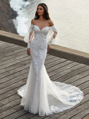 Cheryl Bridal Gown by Pronovias