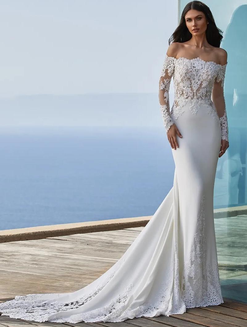 Della Bridal Gown by Pronovias