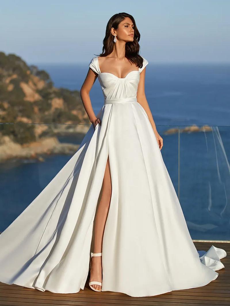 Dominique Bridal Gown by Pronovias
