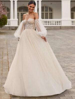 Drew Bridal Gown by Pronovias