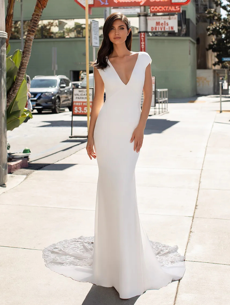 Peters Bridal Gown by Pronovias