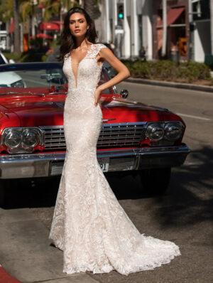 Loren Bridal Gown by Pronovias
